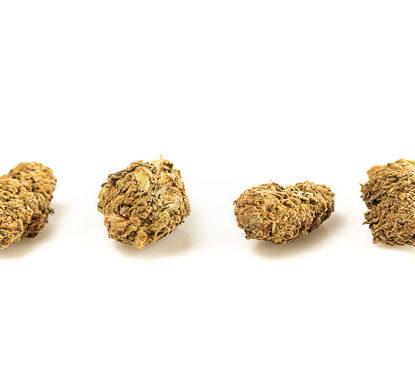 White Widow CBD Flower set of legal weed UK