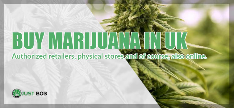 Authorized retailers, physical stores and of course, also online. That is where you can buy light marijuana in the uk nowadays.