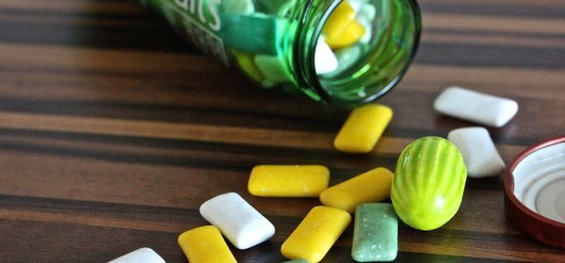 Cannabis bubble gum aroma