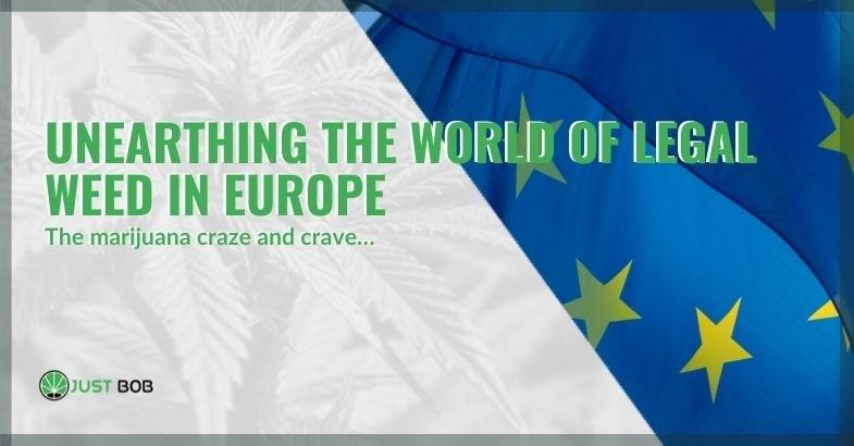 Cbd Weed in Europe