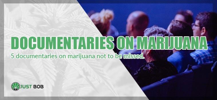 Documentarios on marijuana