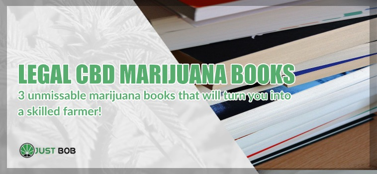 books for legal CBD marijuana cultivation