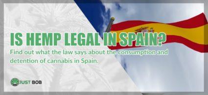 legal cannabis cbd in spain