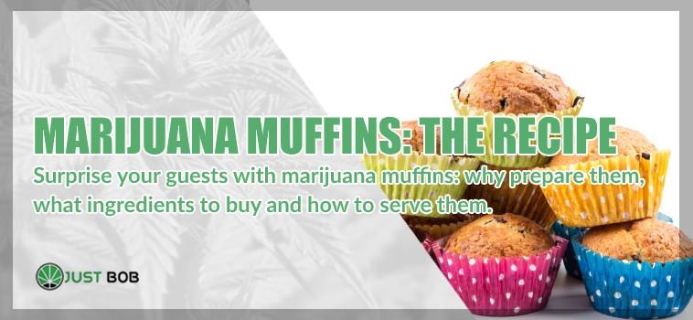 legal marijuana muffins recipe
