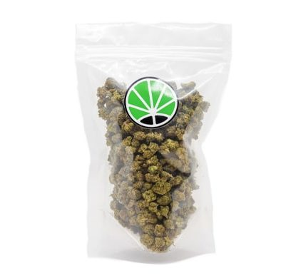 Bag of CBD Flowers Bubblegum