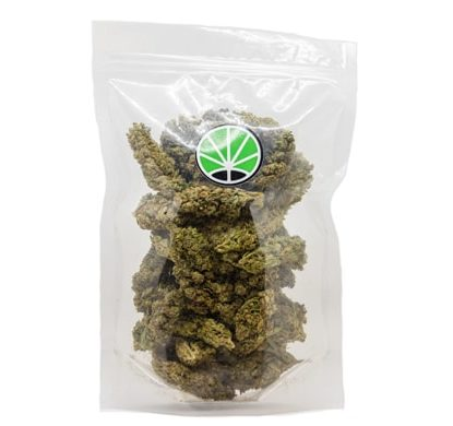 Package of Bubblegum CBD Buds