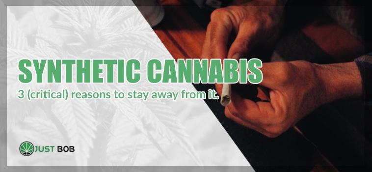 synthetic marijuana vs legal weed