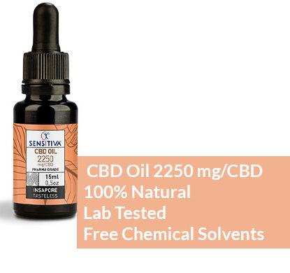 Cannabis Oil 15%