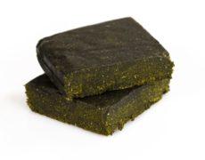 Gorilla Glue #4 hashish with 20% CBD