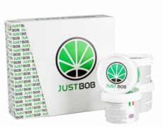 Test Kit INDOOR for 15 grams CBD Weed of 4 different Strains