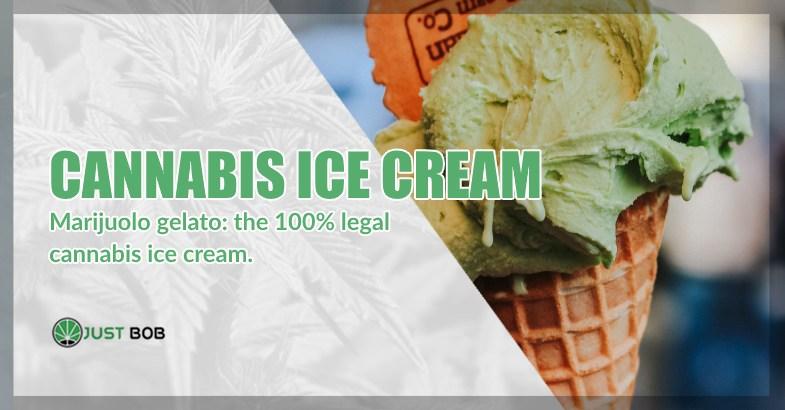 cbd weed ice cream