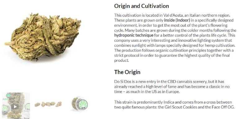legal cannabis do si dos