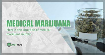 medical marijuana and cbd weed in italy