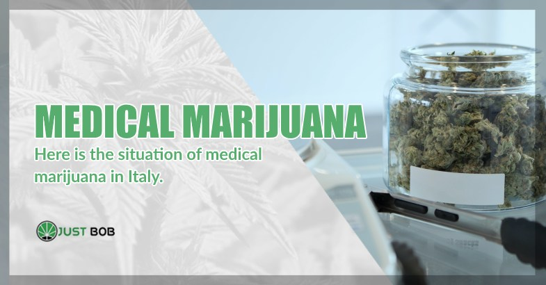 medical marijuana and cbd weed in italy