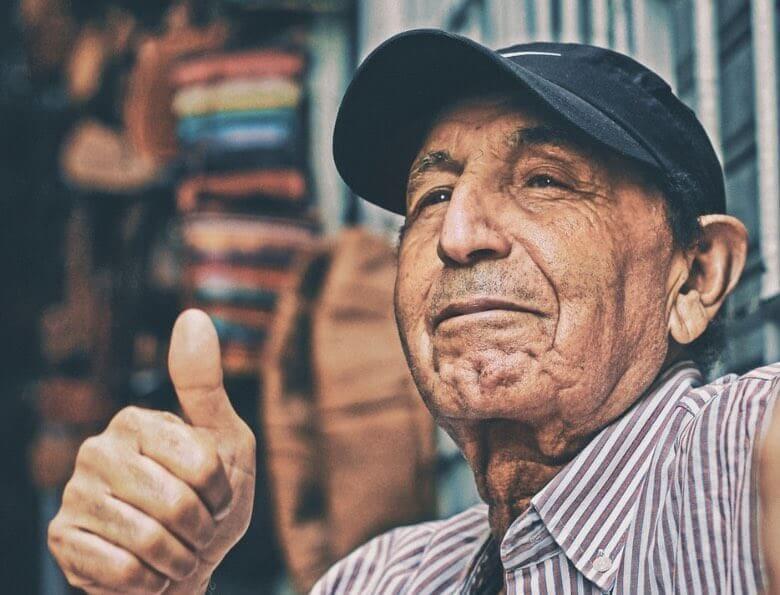 cbd benefits in elderly people