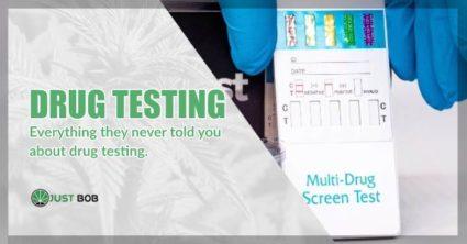 drug testing and CBD weed UK