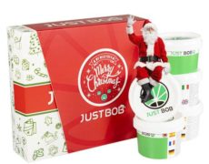 JustBob Kit Xmas Platinum Cannabis Light