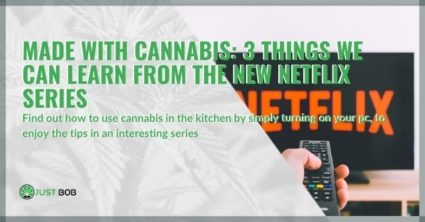 Made with cannabis: 3 things we can learn from the new Netflix series
