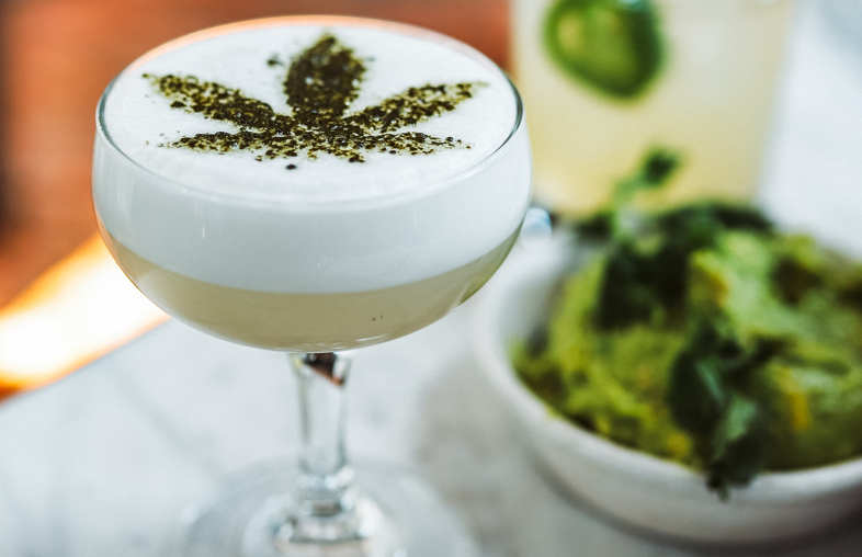 CBD Flower drink