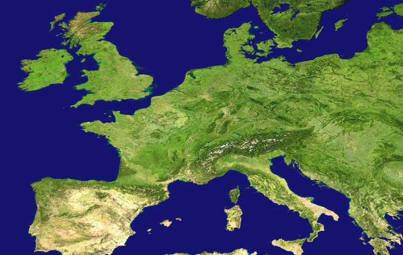 Marijuana legal in Europe