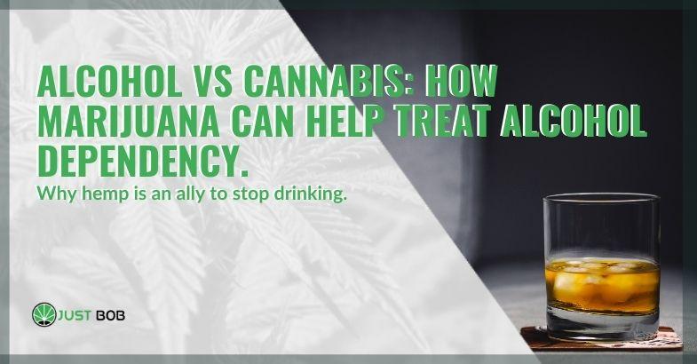 How Can Marijuana Help Treat Alcohol Addiction?