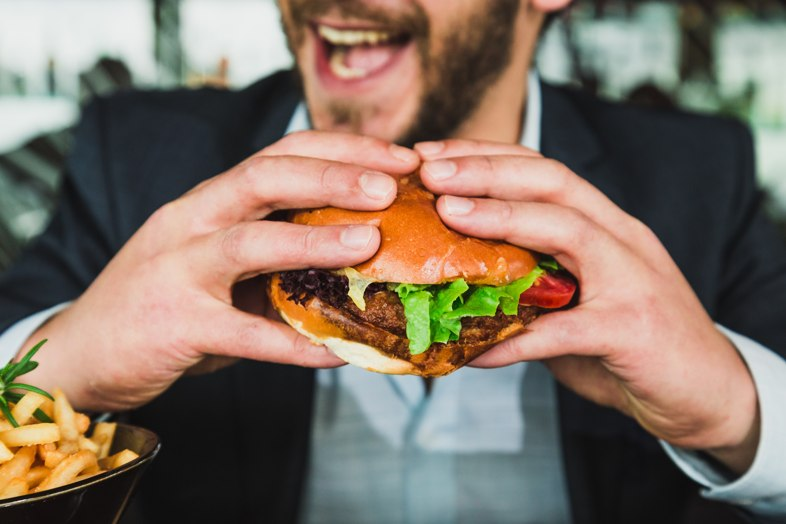 How to avoid the lack of appetite, which comes when you stop smoking
