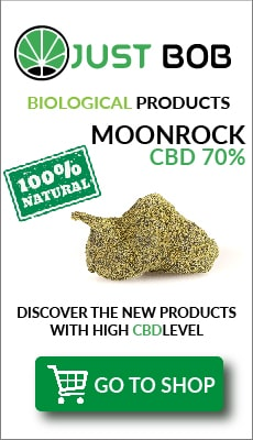 CBD Legal Hashish Moonrock