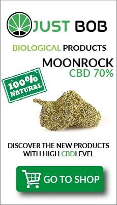 CBD Legal Hashish Moonrock