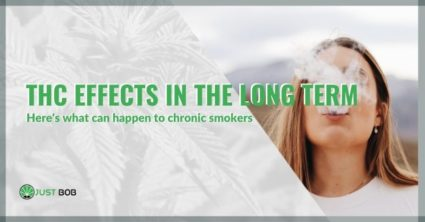 THC effects in the long term: here's what can happen to chronic smokers