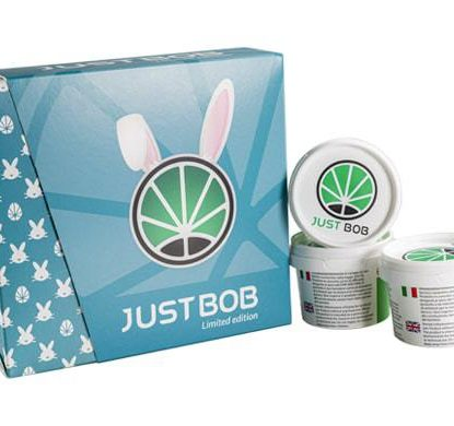 kit Silver 3 genetics of CBD weed for Easter