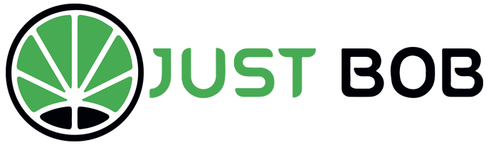 Justbob logo - Online shop of Cannabis CBD Flowers