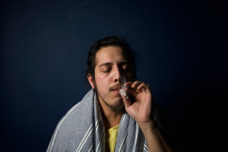 Using more cannabis than expected is a symptom of addiction