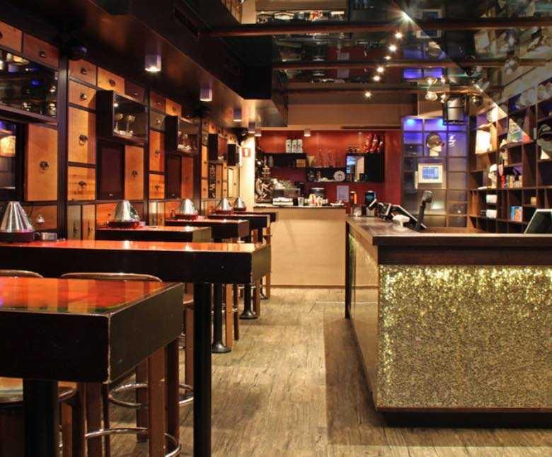 Barneys best coffee shop in amsterdam