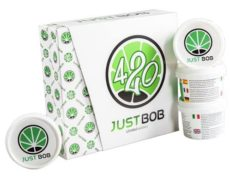 kit 420 platinum with CBD flower for 420 cannabis day