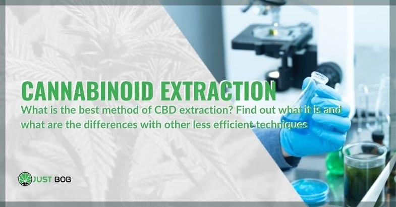 What is the best way to extract cannabinoids?