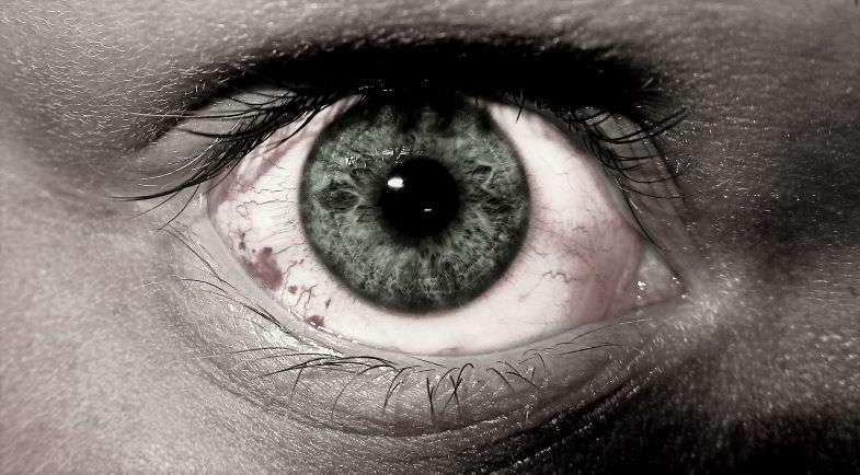 Find out if legal weed causes red eyes.