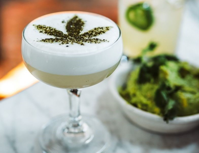 Hemp for food and drink use